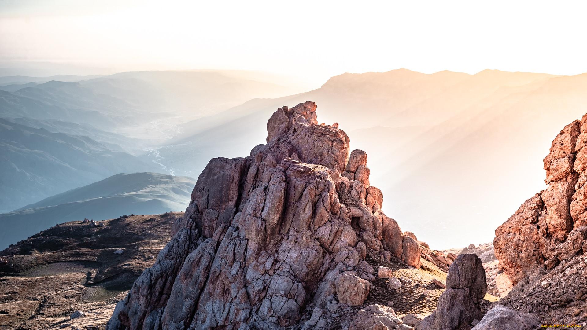 природа, горы, шалбуздаг, дагестан